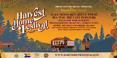 Harvest Home Festival tickets