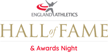 England Athletics Hall of Fame and Awards Evening tickets