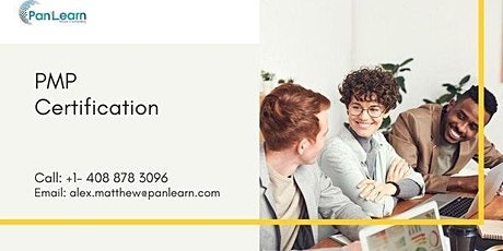 New Exam Pattern PMP Certification Training in Sioux Falls, SD tickets