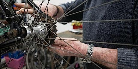 Beginner Bike Maintenance Workshop tickets