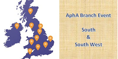 AphA South & South West Branch Meeting
