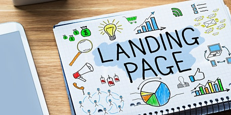 How To Create a Landing Page (Beginners) -Automate Your Business tickets