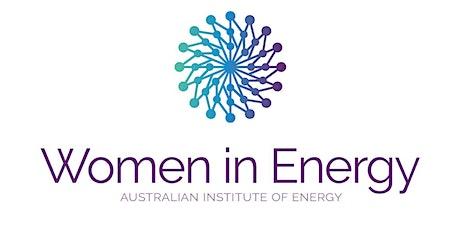 Women in Energy | Inspiring Leader Series -  Grace Henry -  Rhodes Scholar tickets