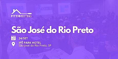 FTTH Meeting | S. J. do Rio Preto - SP ingressos