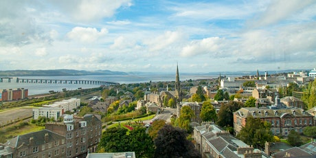University of Dundee Postgraduate Researcher Welcome tickets