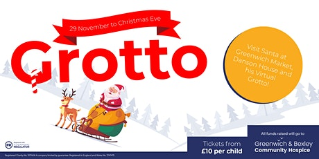 Danson House Grotto 9-12 December tickets