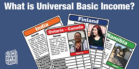 What is Universal Basic Income? tickets