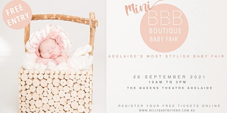Mini BBB Boutique Baby Fair | Spring Edition tickets