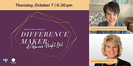 Difference Maker: A Women's Night Out tickets
