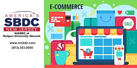 eCommerce Planning Pt.1: The Basics Webinar / RNSBDC tickets