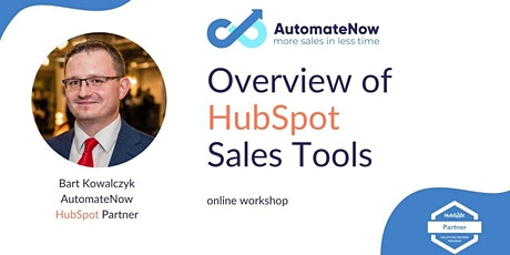Overview of HubSpot Sales Tools tickets