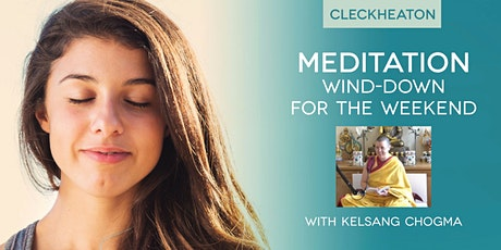 Meditation Classes in Cleckheaton tickets
