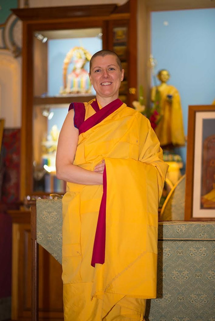 The Happiness Toolkit: Buddhist Meditation Classes - Part Two image