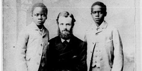 Black History Month Evening Talks- Emancipated African Children in Scotland tickets