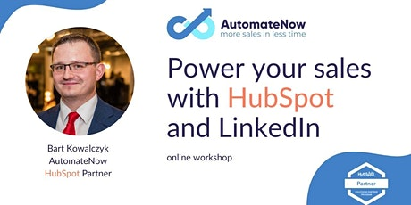 Power Your Sales with HubSpot and LinkedIn tickets