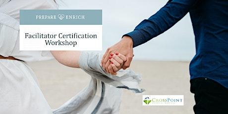 Prepare/Enrich Facilitator Training tickets