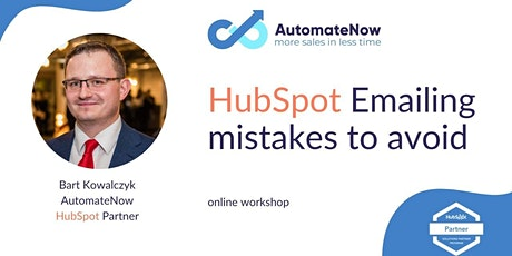 HubSpot Emailing mistakes to avoid tickets