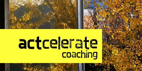 actcelerate coaching Tickets
