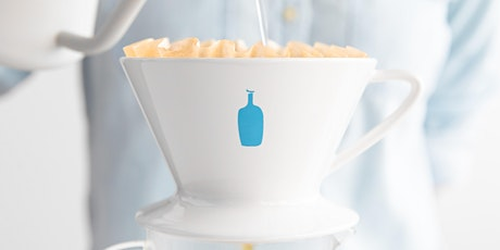 [Central Cafe] Blue Bottle Class: Pour Over Coffee Drip Brewing tickets