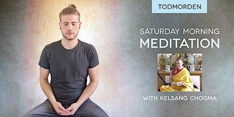 Meditation Classes in Todmorden tickets
