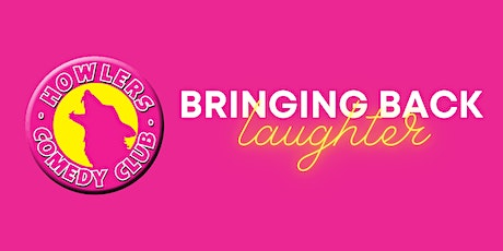 Howlers Comedy Club - Parabola Arts Centre tickets