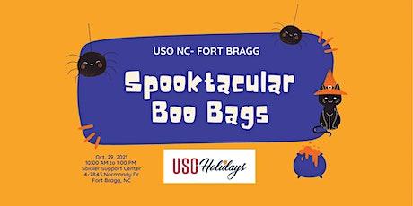 Spooktacular Boo Bags tickets