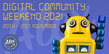 Alex TLC Community Weekend 2021 tickets