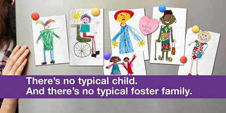 Learn about fostering in Bristol tickets