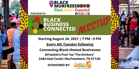 Black Business Connected Meetup tickets