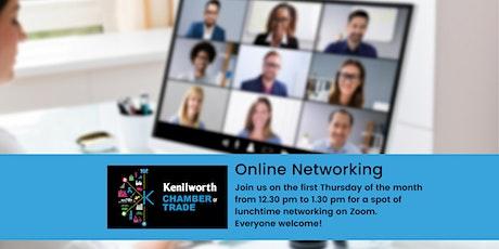 Kenilworth Online Networking tickets