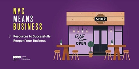 Key to NYC Guidelines and Resources to Help Your Business | LM |10/20/21 tickets