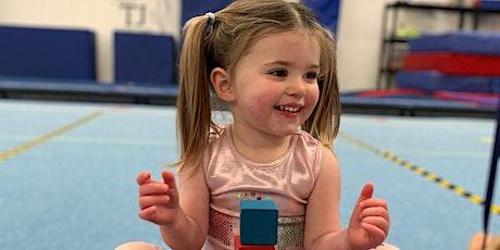 TJ Gymnastics Stay and Play Pre-School Session tickets