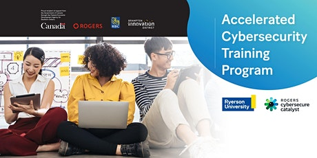 Accelerated Cybersecurity Training Program @ Ryerson University tickets