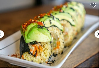 In-person class: Vibrant Vegan Sushi (Chicago) tickets