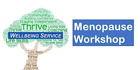 Menopause tickets