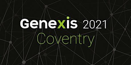 Genexis 2021: Coventry 21/09/21 tickets