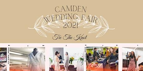 Camden Wedding Fair 2021: Seminars tickets