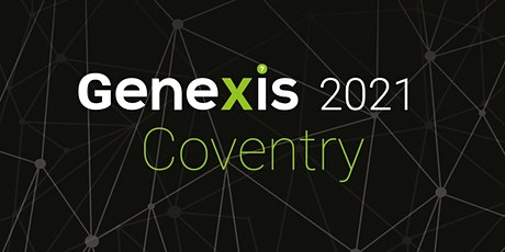 Genexis 2021: Coventry 22/09/21 tickets