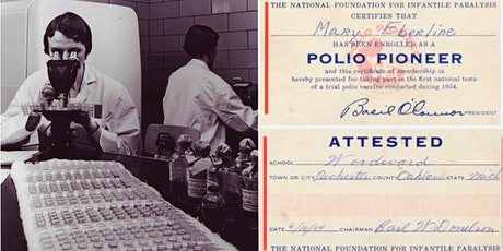 Smart Towns Series: The Polio Vaccine Story tickets