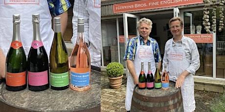 Hawkins Bros English Wine Tasting at Rake Village Hall tickets