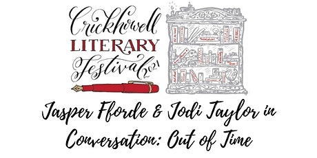 Jasper Fforde & Jodi Taylor in Conversation: Out of Time tickets