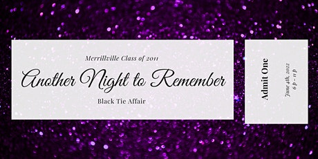 Another Night to Remember tickets