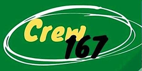 Outdoor Adventure Crew 167 tickets