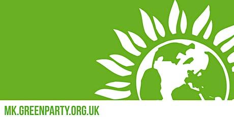 Milton Keynes Green Party Members Meeting September 2021 tickets