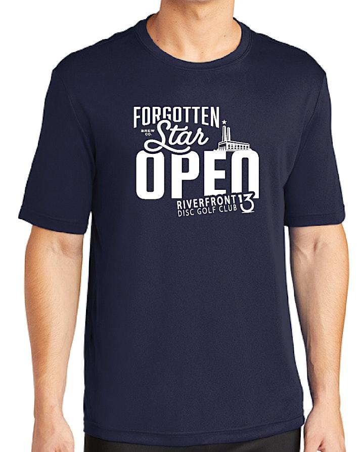 2021 Forgotten Star Open, Labor Day Disc Golf Tournament image