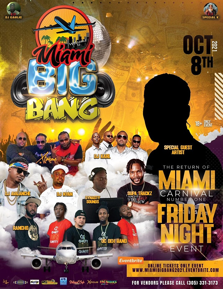 Miami Big Bang 2021