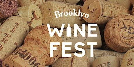 Brooklyn Wine Fest tickets