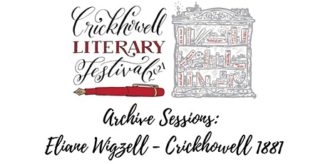 Archive Sessions: Eliane Wigzell - Crickhowell 1881 tickets