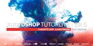 Photoshop TutorLive ep. 5 (free webinar)