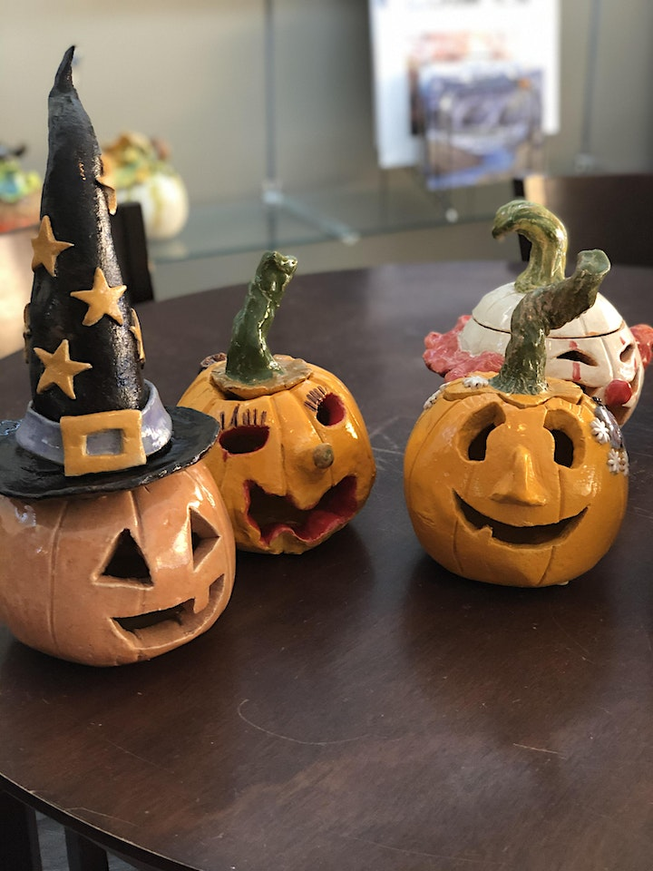 Make YOUR OWN: FALL PUMPKIN! image
